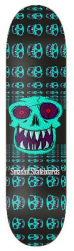 "Steep Concave New Skateboard Deck-Smashit.Skateboards//Nightmare 8/"" x 32/"""