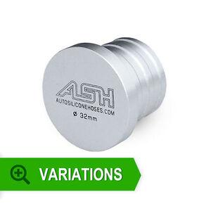 CNC Alloy Aluminium Blanking Plugs - Bung Caps Dump Valve Turbo Silicone Rubber