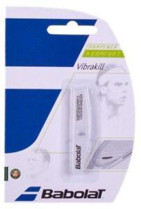 Babolat Vibrakill Tennis Cordes Vibration Amortisseur-clear-free P&p-afficher Le Titre D'origine