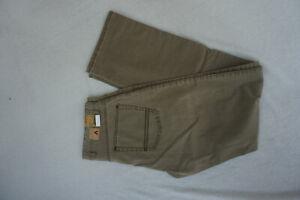 ALBERTO-Stone-Jeans-Herren-fade-out-stretch-Hose-32-34-W32-L34-oliv-NEU-E4