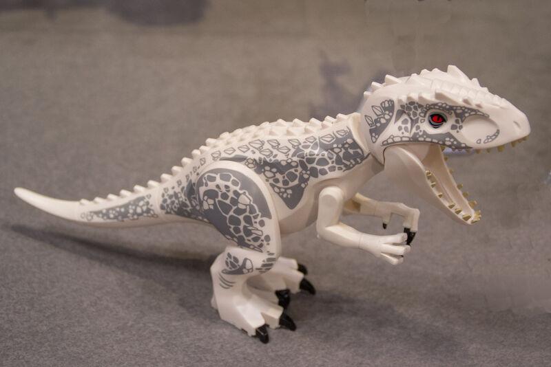 LEGO 75919 - Indominus Rex   T-REX - TYRANNOSAURUS Figure