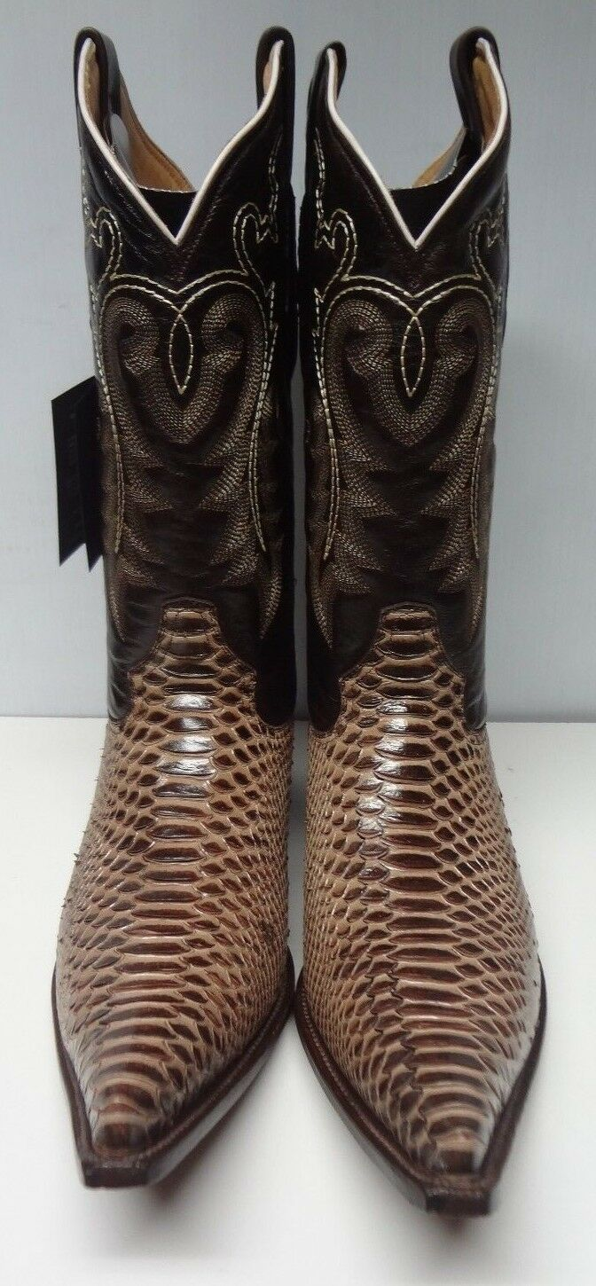 New Men's cowboy boots genuine leather western  C311
