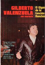 Gilberto Zalenzuela con Mariachi - El Gigante de la Cancion - Gas Stereo 4134