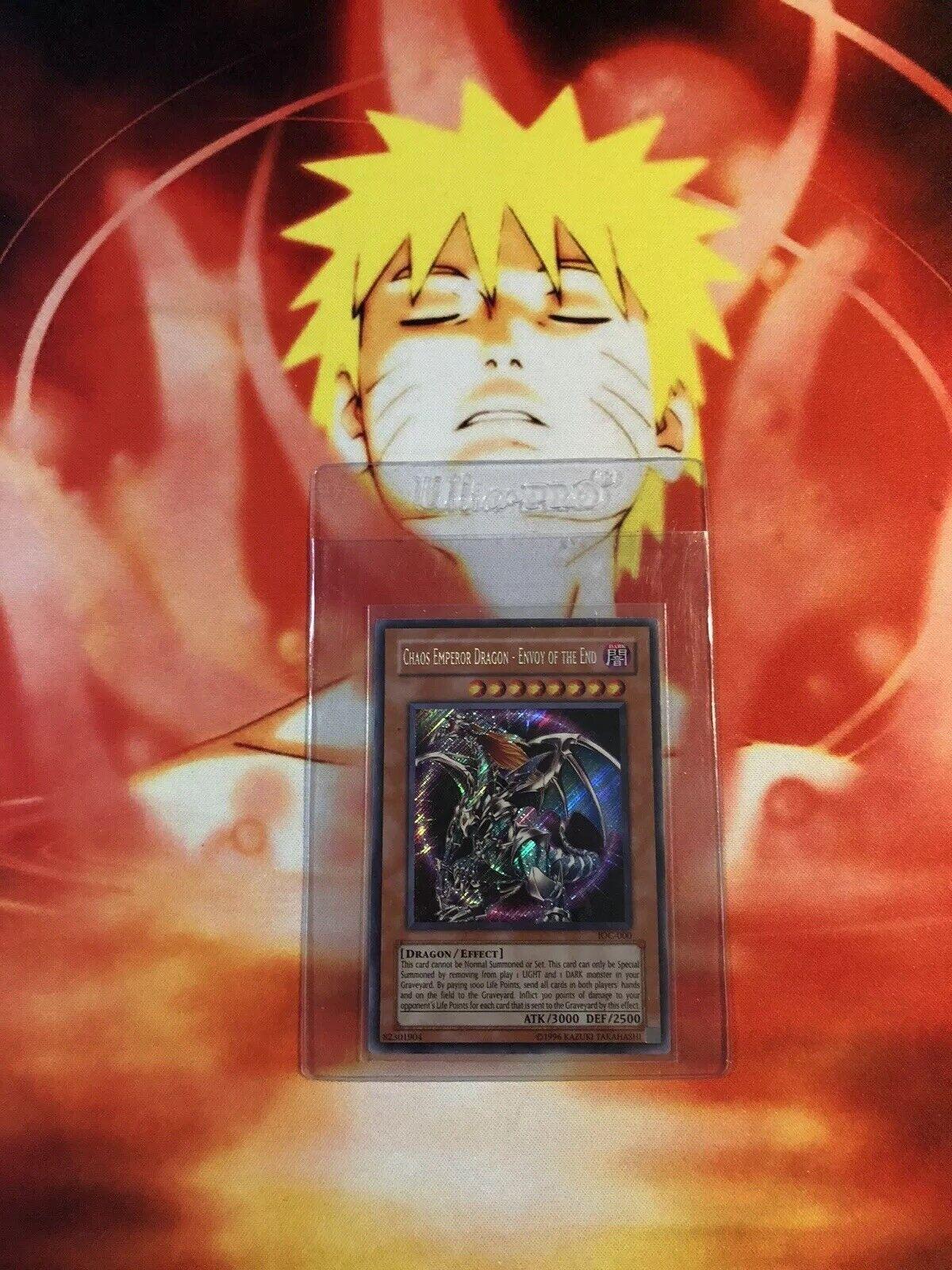 Chaos emperor dragon envoy end secret