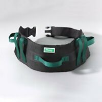 Posey Six Handle Gait Belt - Quick Release Deluxe, Fits Waists 30-66