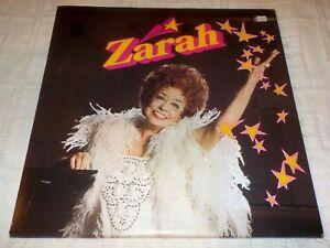 Zarah Leander, Bühnen-Tournee von R u d i C a r r e ll ... |Zarah Leander Live 1973