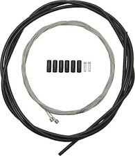 Shimano Ot Sp40 Shift Cable Set Black Ebay