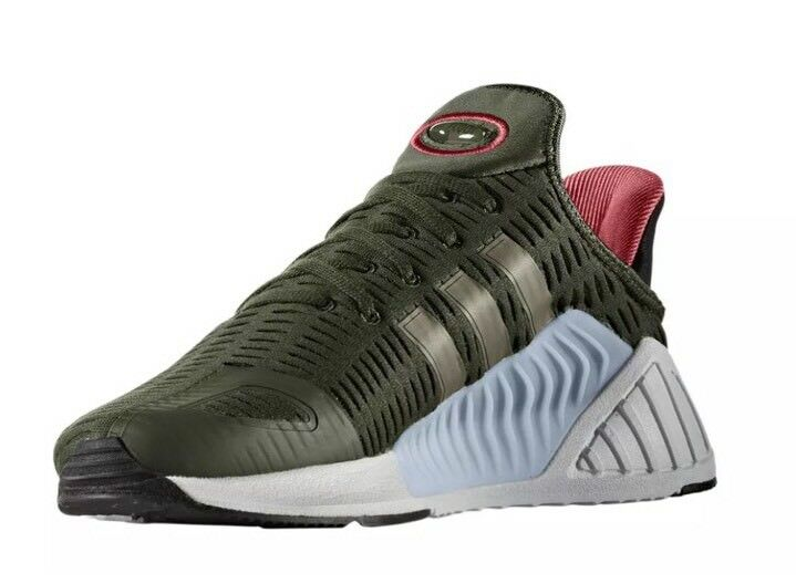 Adidas Originals ClimaCool Men's Size 8.5 Olive CG3345 NEW  Free S H