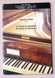 Musica-Teatro-alla-Scala-Stagione-1995-96-Sonate-per-pianoforte-Beethoven