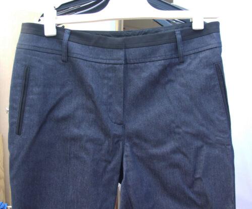 BNWOT UK 12 Great Slightly Stretchy Designer Blue Jeans Fabulous Fit