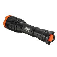 UltraFire 8000 Lumens CREE XML T6 LED Taktische Taschenlampe 18650 Paket Zoom