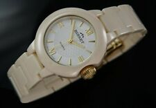 BISSET FLOSSY BSPD76 Keramik SWISS MADE Damenuhr Armbanduhr