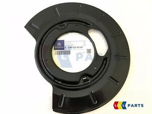 NEW-GENUINE-MERCEDES-BENZ-MB-VITO-VIANO-W638-REAR-BRAKE-BACKING-PLATE-RIGHT-LEFT