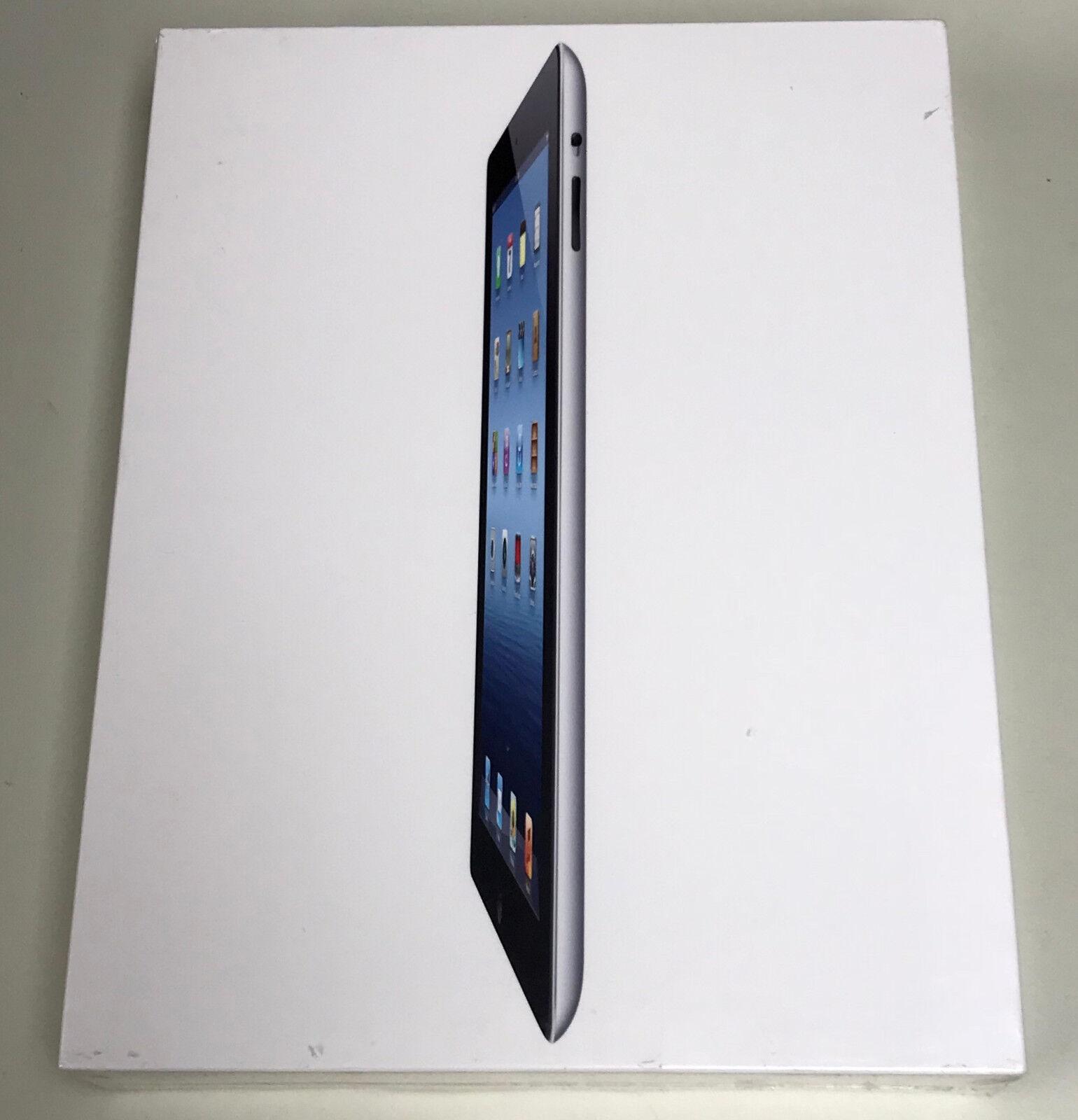 Apple ipad 3rd gen 32gb wi fi 97in black ebay resntentobalflowflowcomponentncel fandeluxe Images