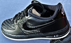 sale retailer 2b7aa 449ba Image is loading KIDS-NIKE-AIR-FORCE-1-LV8-GS-YOUTH-