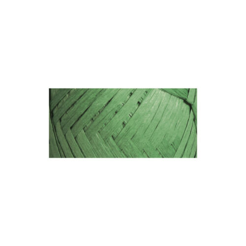 Premium Papierbast Knäuel 75m 100/% Holzfaser