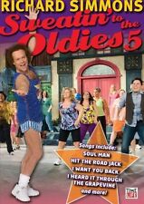 Richard Simmons: Sweatin' to the Oldies, Vol. 5 DVD Region ALL