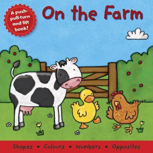 On the Farm (Board Book Deluxe),Igloo Publications