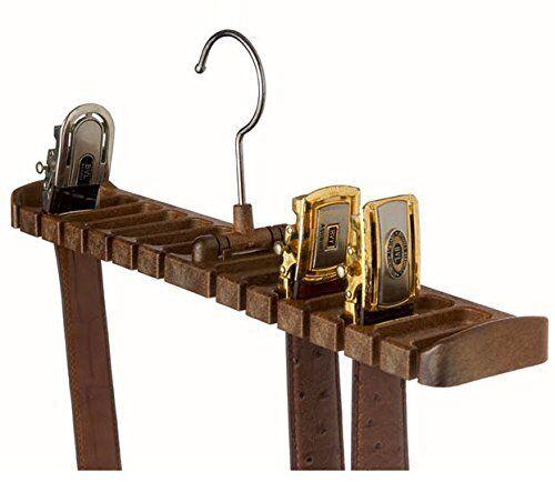 Belt Rack Holder Hanger Sturdy Stylish Belt Rack Organizer