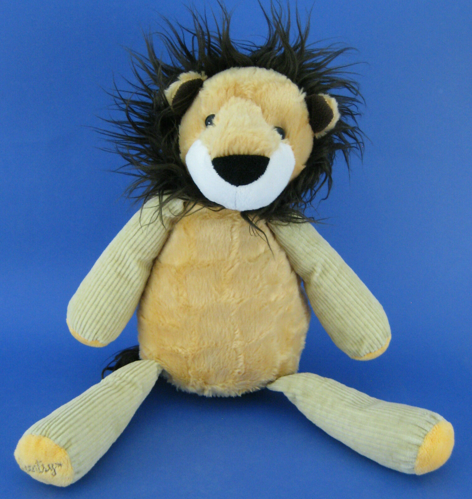 Scentsy Buddy Roarbert Lion Plush Stuffed Animal Fragrance Scent