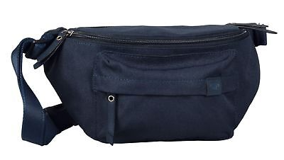 Leale Tom Tailor Marsupio Simon Beltbag Blue Facile Da Usare