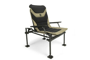Korum-NEW-Coarse-Fishing-X25-Accessory-Chair-With-Arms-KCHAIR-50