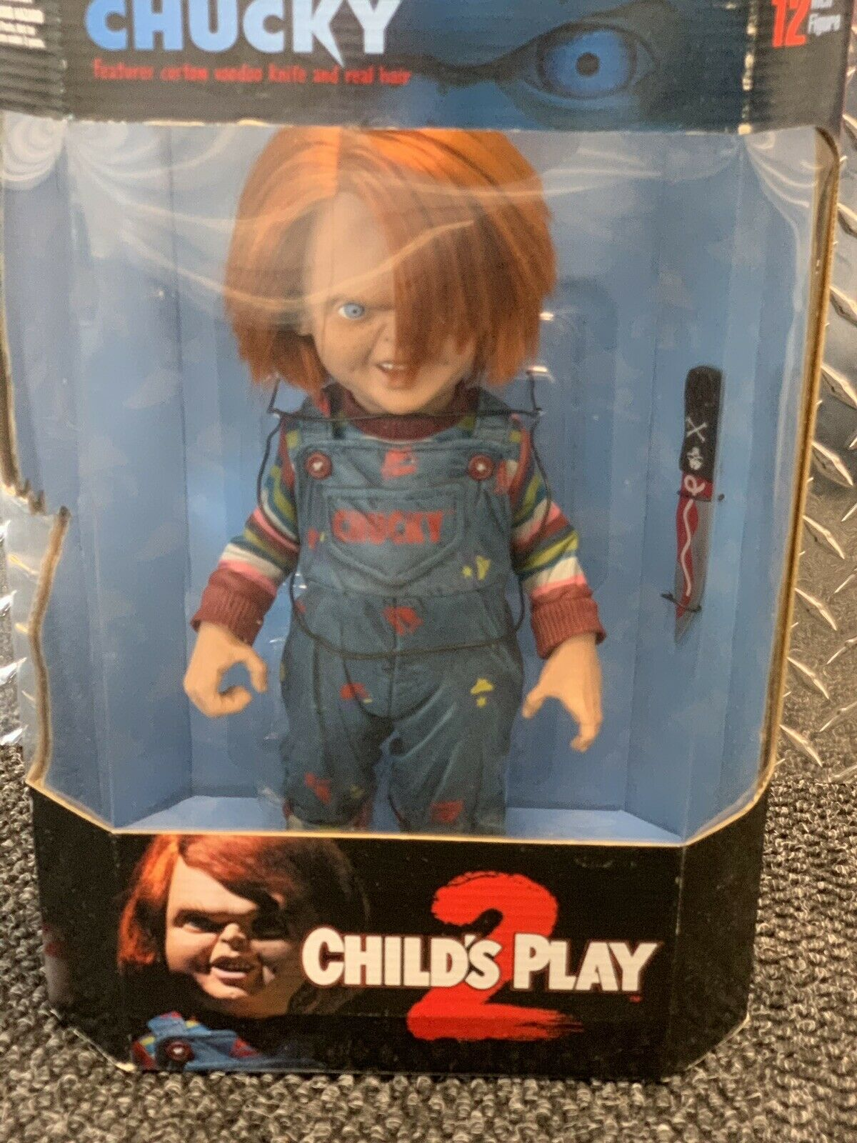 """COOL 12"""" Chucky From Mcfarlane Toys VERY RARE"""