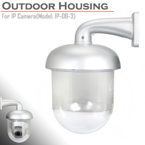 1Outdoor Housing Enclosure Dome Camera Shield Waterproof Case Camera Protection