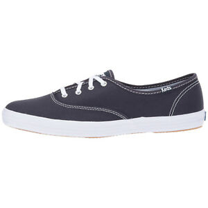 cfaec26fc114a Women s Keds Champion Oxford Canvas Fashion Sneaker Navy Canvas All ...