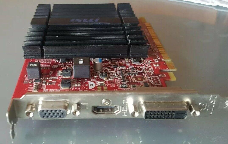 MSI r6450
