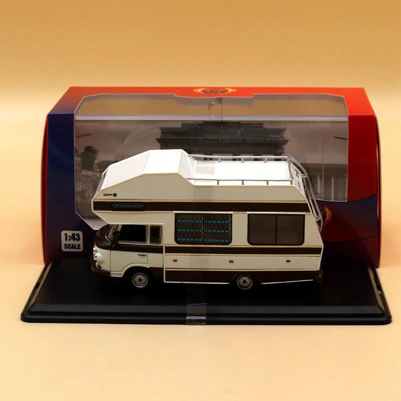 Ist Barkas B1000 WOHNMOBIL 1973 IST197MR 1 43 Diecast modelos Edición Limitada