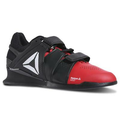 Mens Reebok Legacy Lifter Mens Weightlifting Shoes Black 2