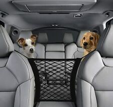 Heavy Duty Mesh Headrest Pet Dog Guard For Nissan Pulsar Hatchback 2014 On