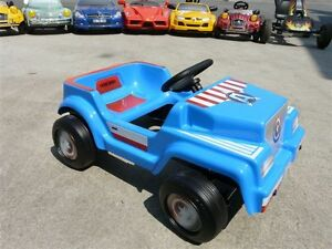 Voiture A Pedales Captain 4x4 America Toys