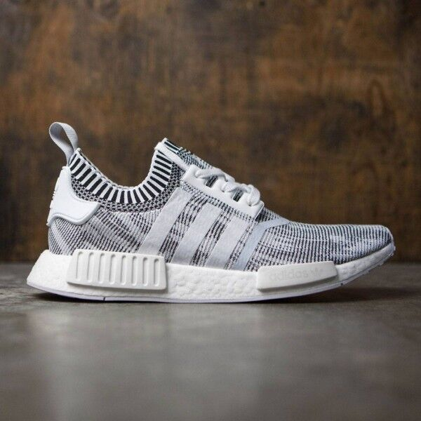 Adidas NMD R1 PK Oreo White Black Size 10. BY1911 yeezy ultra boost