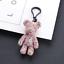 Cute-Teddy-Bear-Keyring-Rhinestones-Gloomy-Bear-Keyring-Handbag-Charm-3D-Pendant thumbnail 12