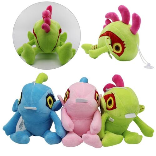 1PC 20cm Murloc Plush Doll Toy Soft Stuffed Cute Animal Fish Doll Toy Child Gift