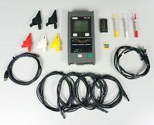Excellent Condition Aemc Chauvin Arnoux Pel103 Power Amp Energy Logger