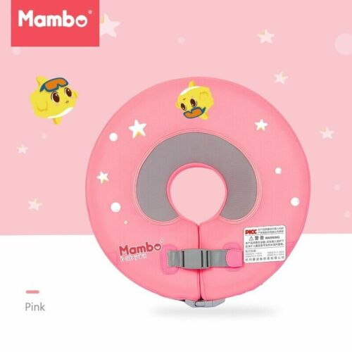 New 2019 Baby Swimming Ring Inflatable Floating Solid Safety Float Pool mambo