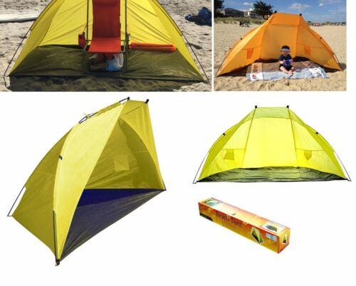 Sun Shelter and Beach Tent Lightweight Portable Camping Festival Fishing Outdoor