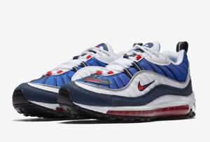 Image is loading NIKE-AIR-MAX-98-GUNDAM-OG-QS-BRAND-