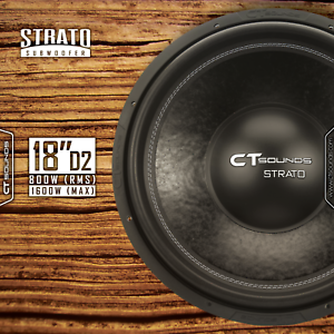 CT-Sounds-Strato-18-034-D2-800-Watt-RMS-18-Inch-Dual-2-Ohm-Car-Subwoofer-Audio-Sub