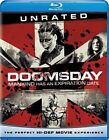 Doomsday 0025195040426 With Bob Hoskins Blu-ray Region a