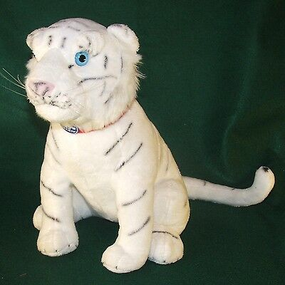 White Tiger Ringling Bros. 'Greatest Show On Earth' Plush Circus Souvenir 12""
