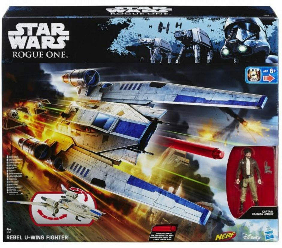 Hasbro - Star Wars - Rogue One Rebel U-Wing Fighter
