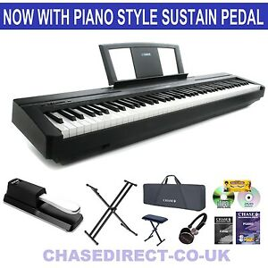 how to make sustain pedal for electric keyboard