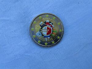 2 Euro 2012 10 Ans Euros En Espèces Color-afficher Le Titre D'origine