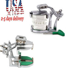USA Adjustable Magnetic Articulator Dentist Dental Lab Equipment Teeth Model Hot