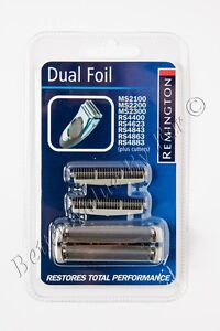 Remington-Dual-Foil-Cutting-Heads-MS2290-MS2390-RS4400-RS4623-RS4843-RS-4863