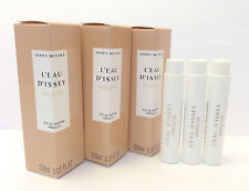 "L'EAU D'ISSEY ABSOLUE Issey Miyake EDP ABSOLUE 0.8ml/0.02oz x ""3"" Sample Spray"